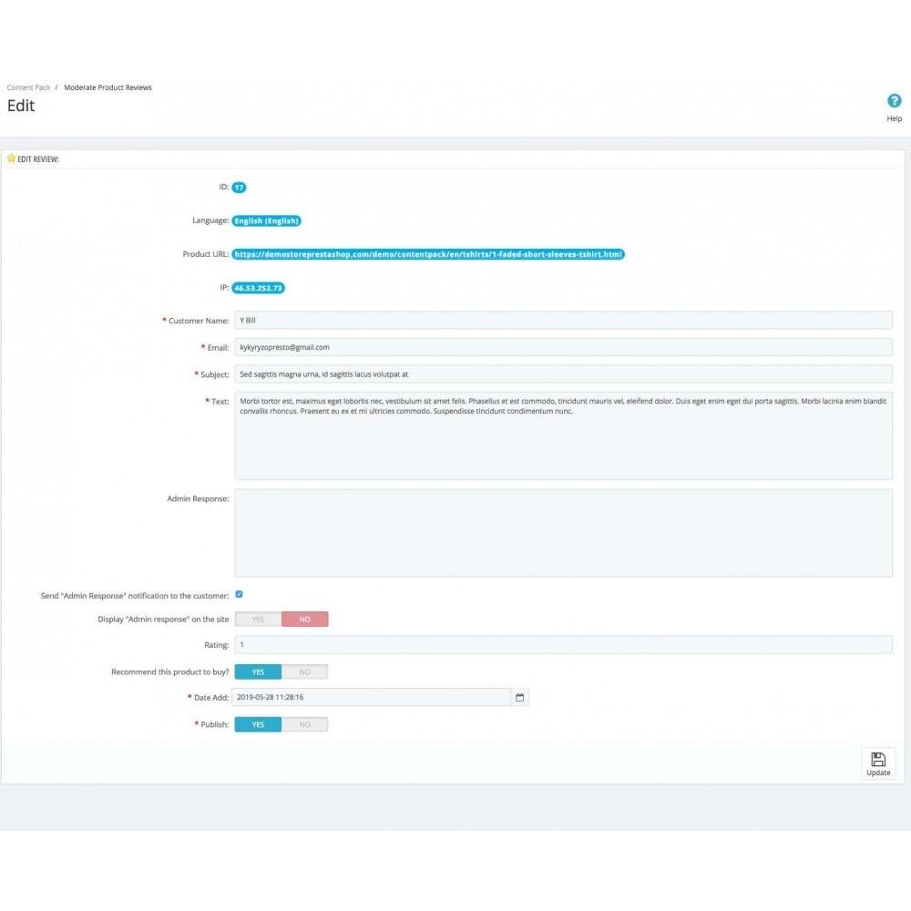 module - Gestion de contenu - Content management - 69