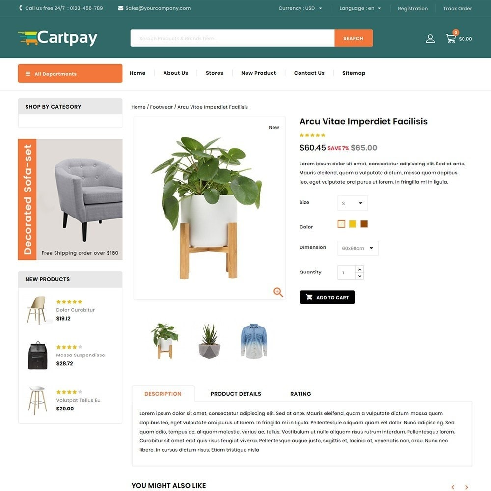 theme - Elektronica & High Tech - Cartpay - Mega Store - 4