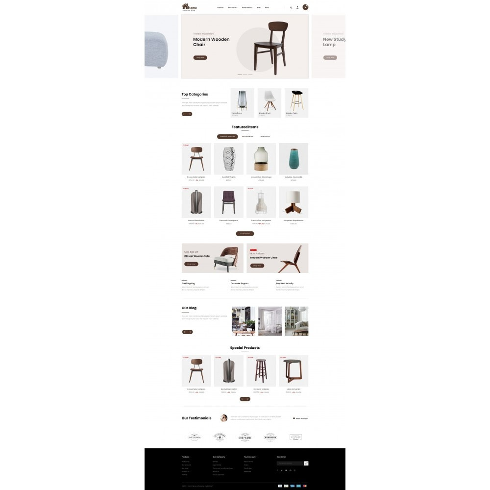 theme - Huis & Buitenleven - Home - Furniture store - 2