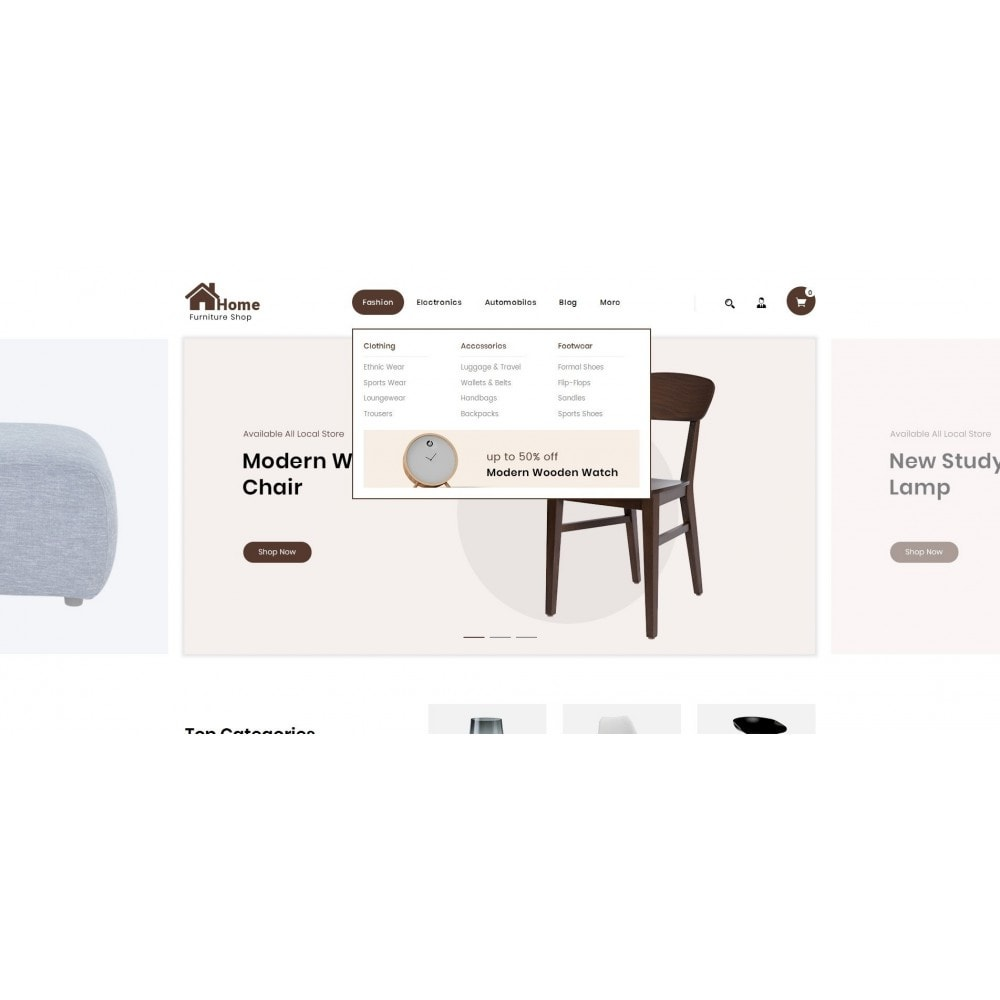 theme - Huis & Buitenleven - Home - Furniture store - 6