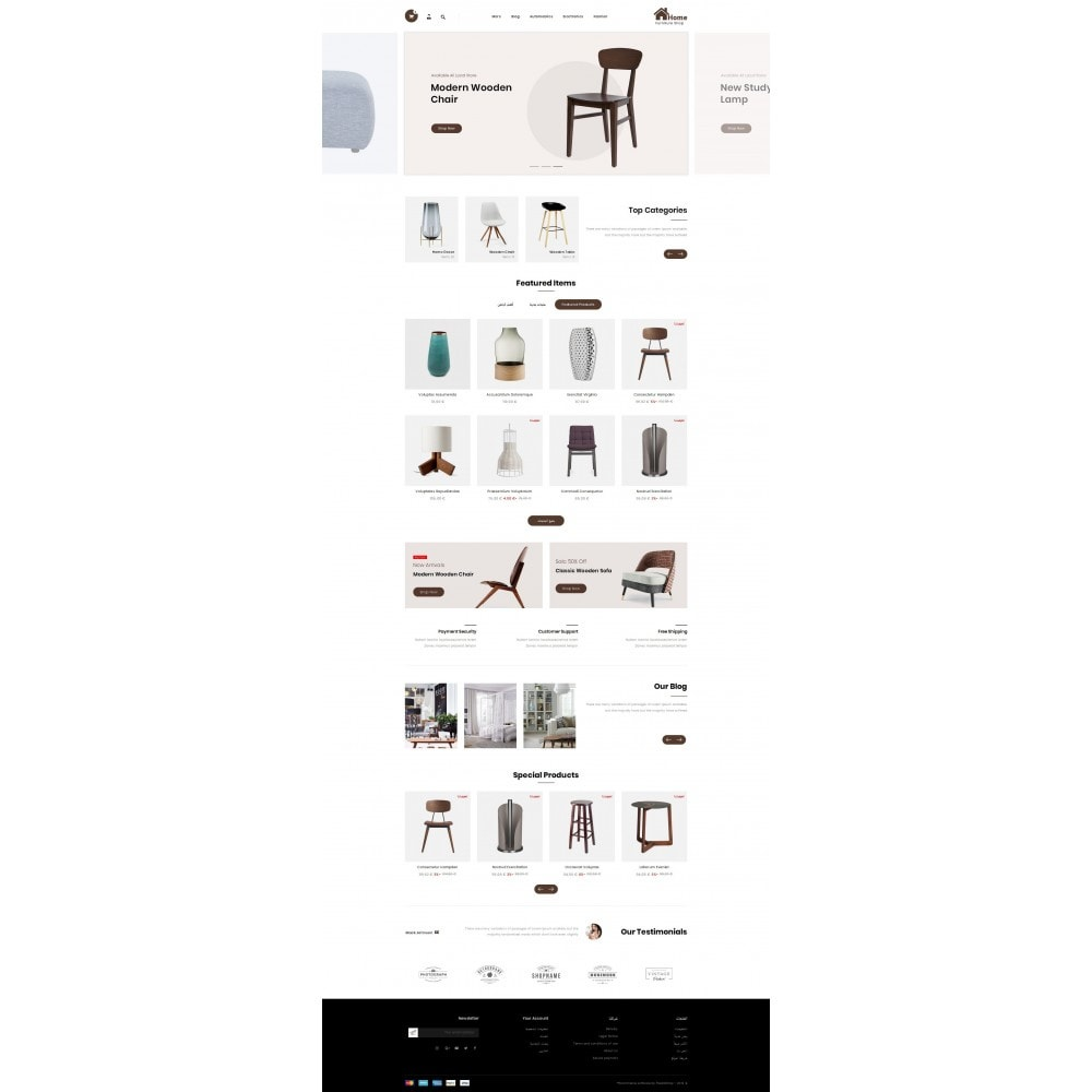 theme - Huis & Buitenleven - Home - Furniture store - 10