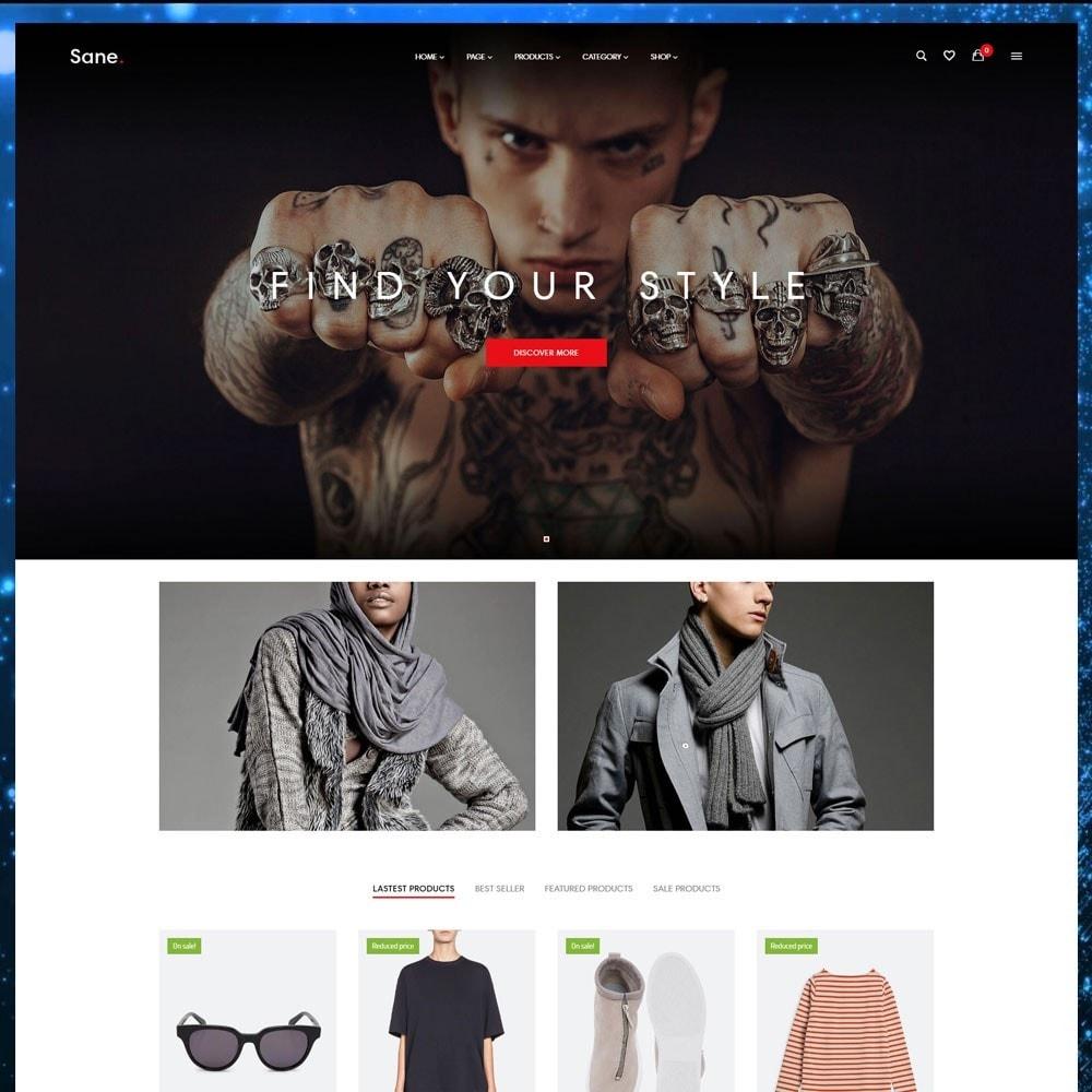 theme - Fashion & Shoes - Ap Sane - 1