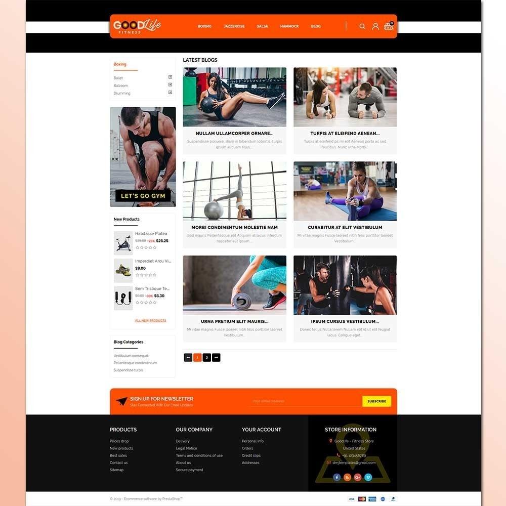 theme - Health & Beauty - Goodlife-Fitness Store - 7