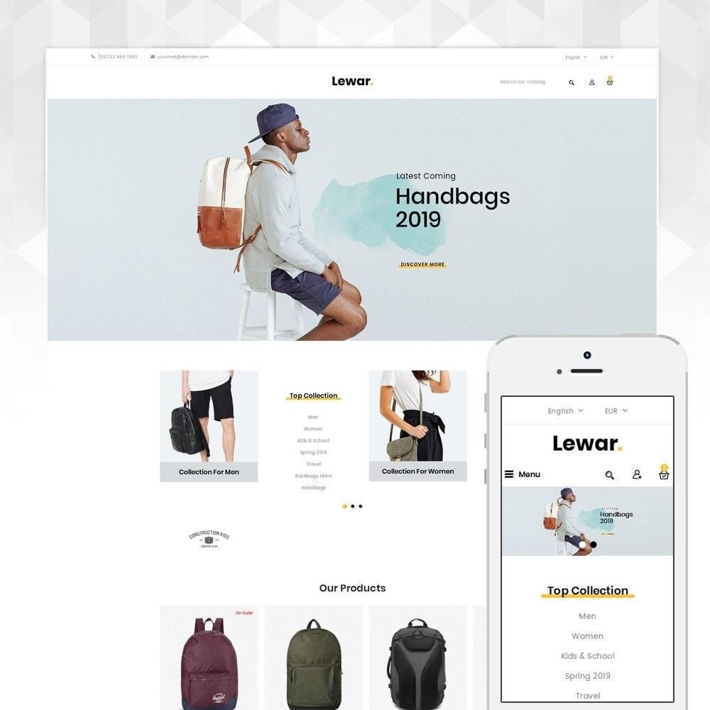 theme - Мода и обувь - Lewar Bag Store - 1