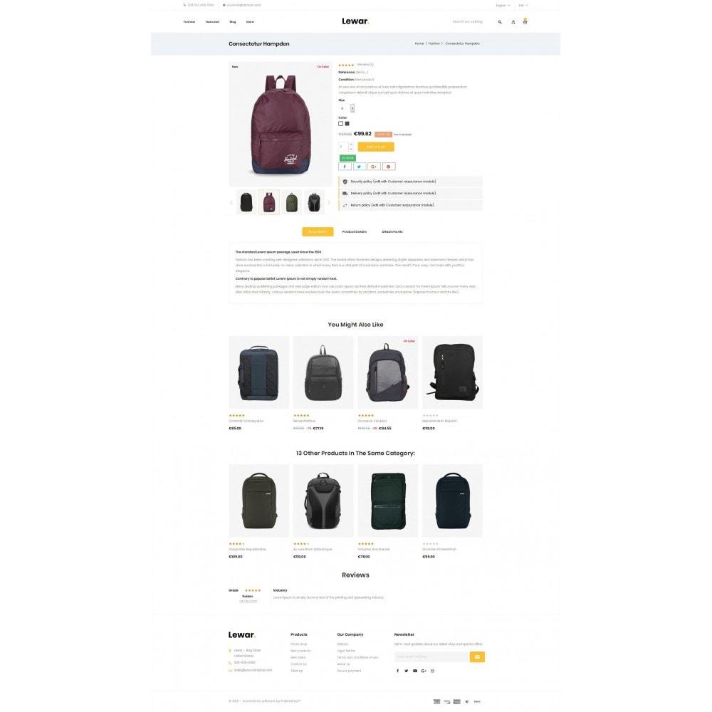 theme - Мода и обувь - Lewar Bag Store - 5