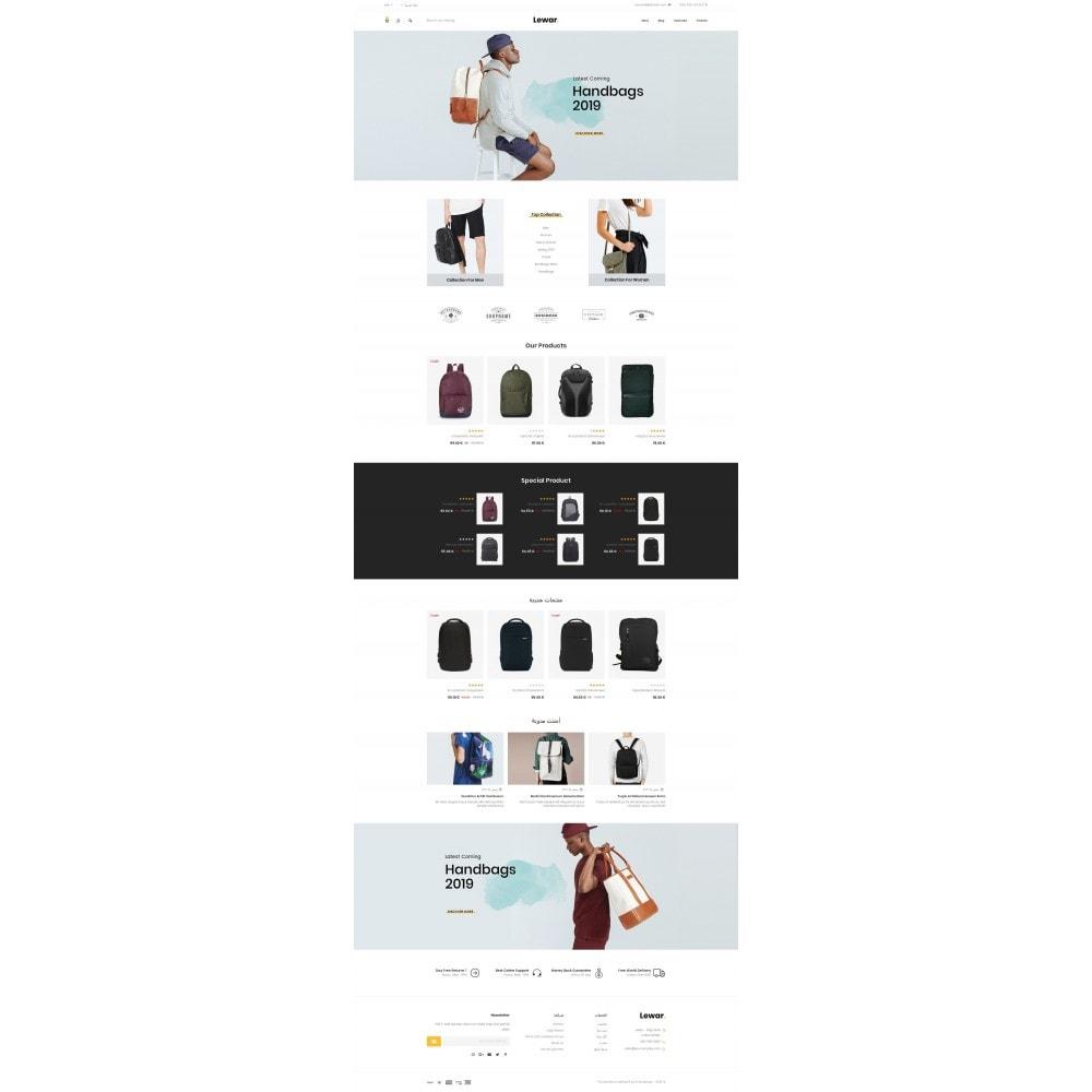 theme - Мода и обувь - Lewar Bag Store - 10