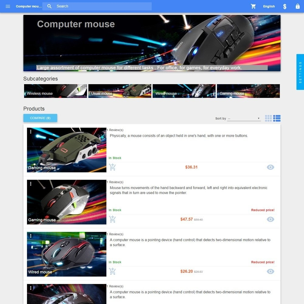 theme - Electronics & Computers - Material design Google - 4