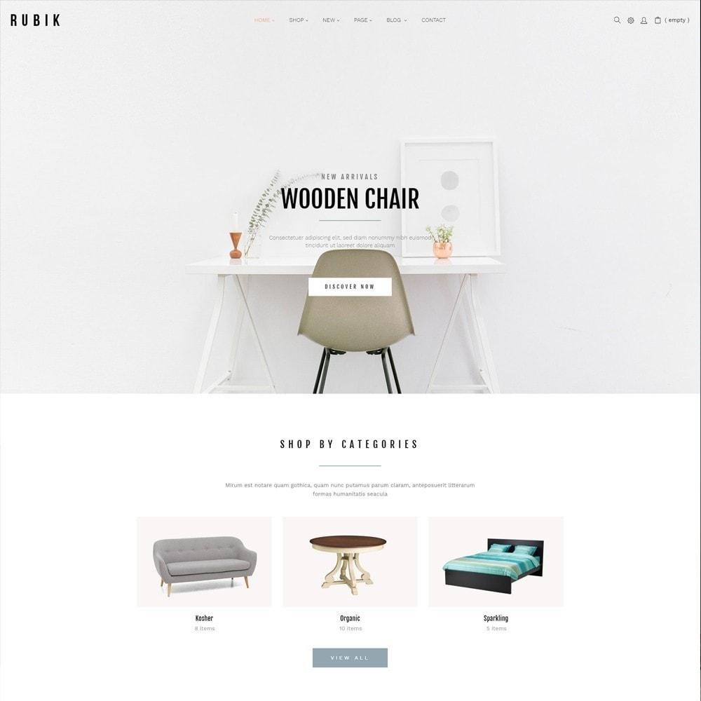 theme - Home & Garden - Leo Rubik Furniture Store - 5