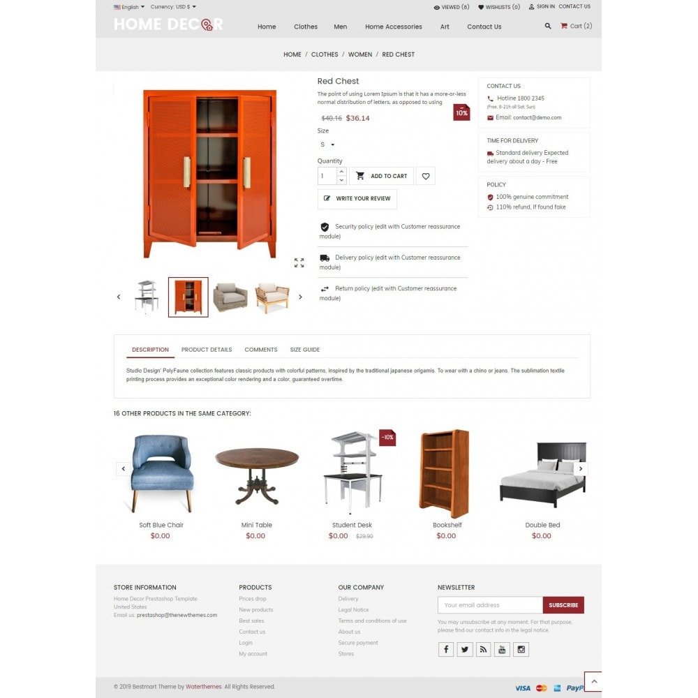 theme - Dom & Ogród - Furniture - Home Decor - 3