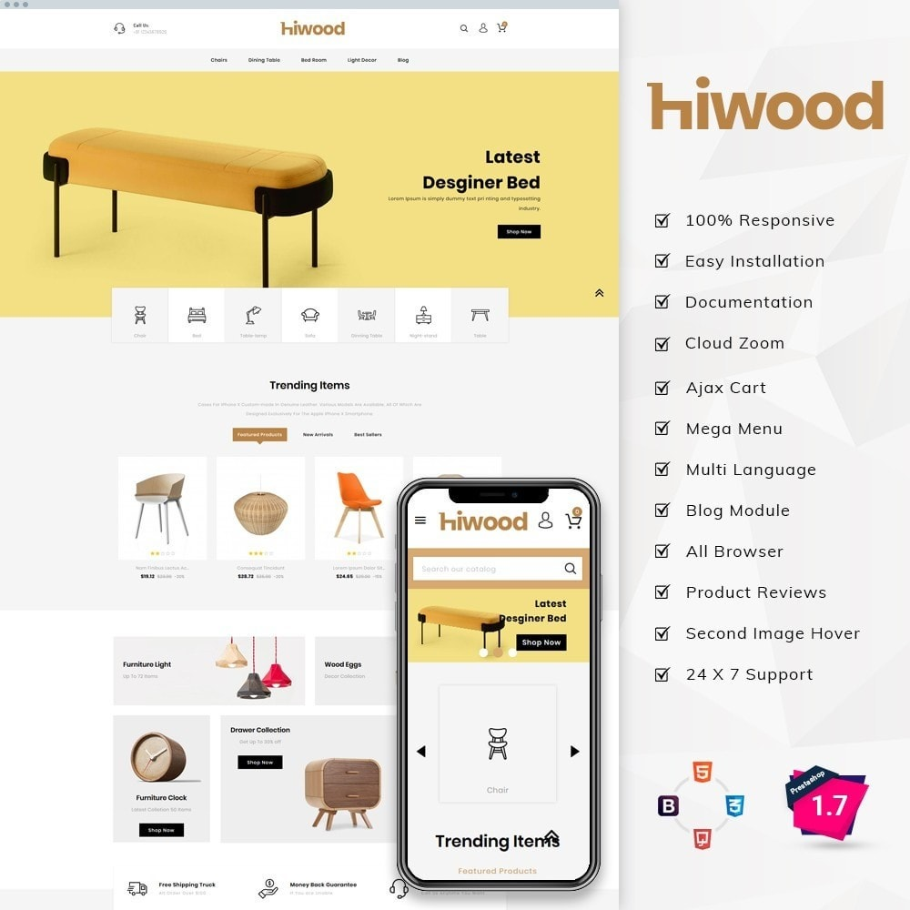 theme - Home & Garden - Highwood Furniture - 1