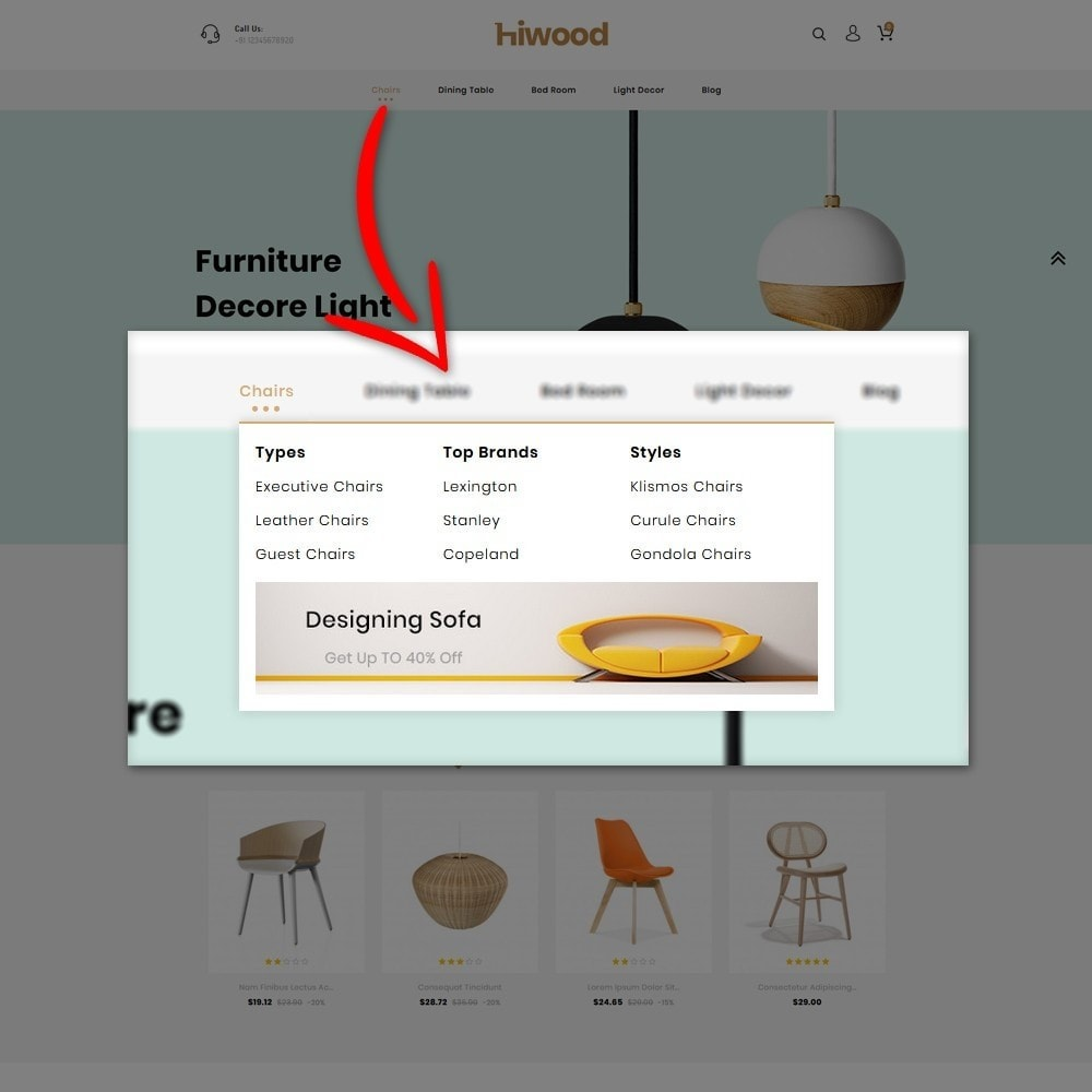 theme - Home & Garden - Highwood Furniture - 8