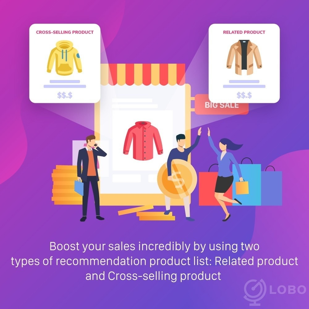 module - Cross-selling & Product Bundles - Related Products | Cross Selling - 3