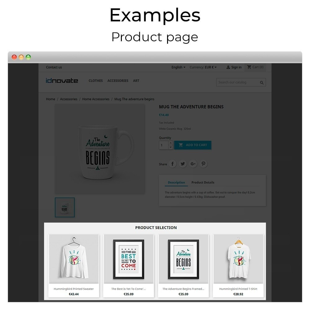 module - Slidery & Galerie - Products carousel and slider - 10