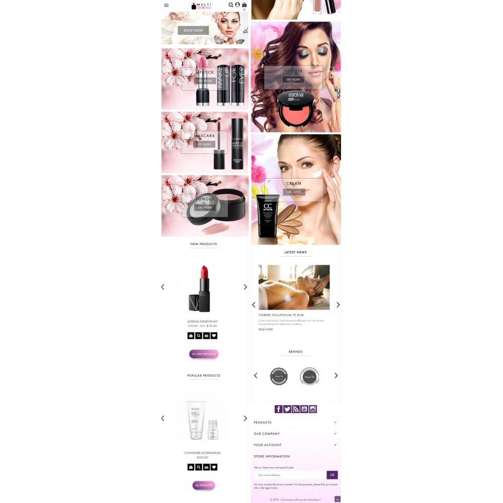 theme - Health & Beauty - Multi Cosmetics - 5