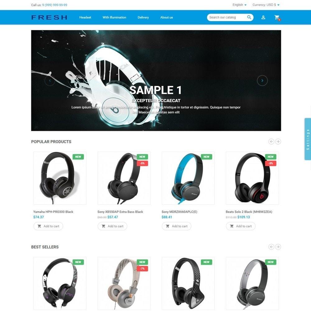 theme - Elektronik & High Tech - Fast Fresh electronics store - 2