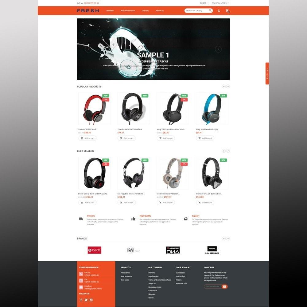 theme - Elektronik & High Tech - Fast Fresh electronics store - 13