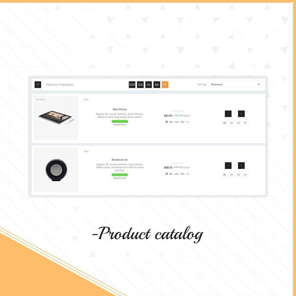 theme - Electronics & Computers - Digital Digicom - Électronique Shop - 11