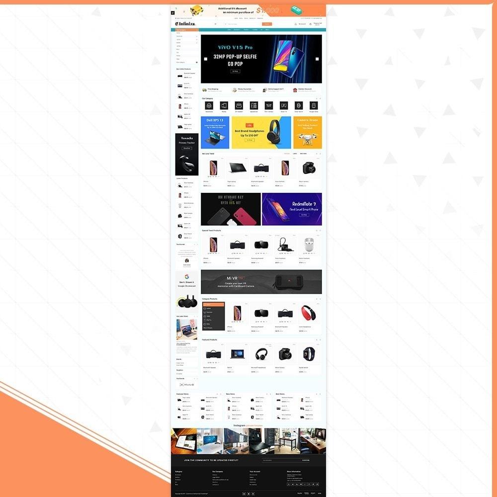 theme - Elektronik & High Tech - Infiniza - Electronics Big Store - 2