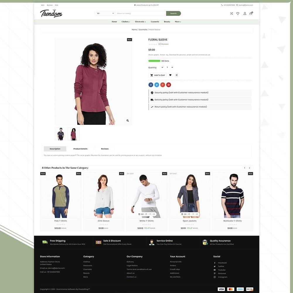 theme - Fashion & Shoes - Mode Femmes - Fashion Mall - 4