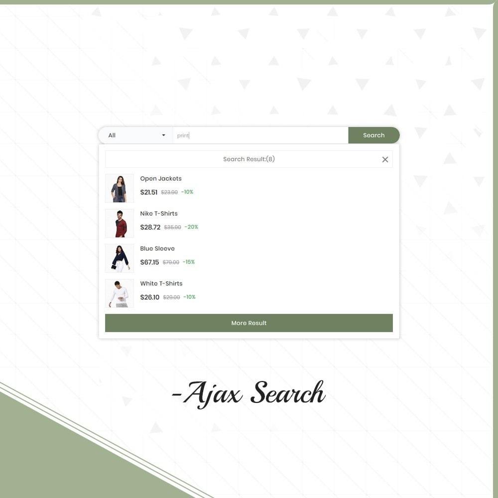 theme - Fashion & Shoes - Femmes - Style Fashion Store - 8