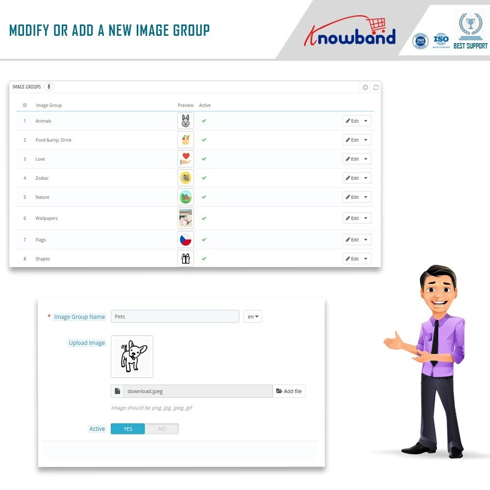 module - Combinations & Product Customization - Product Customizer/Designer - 11