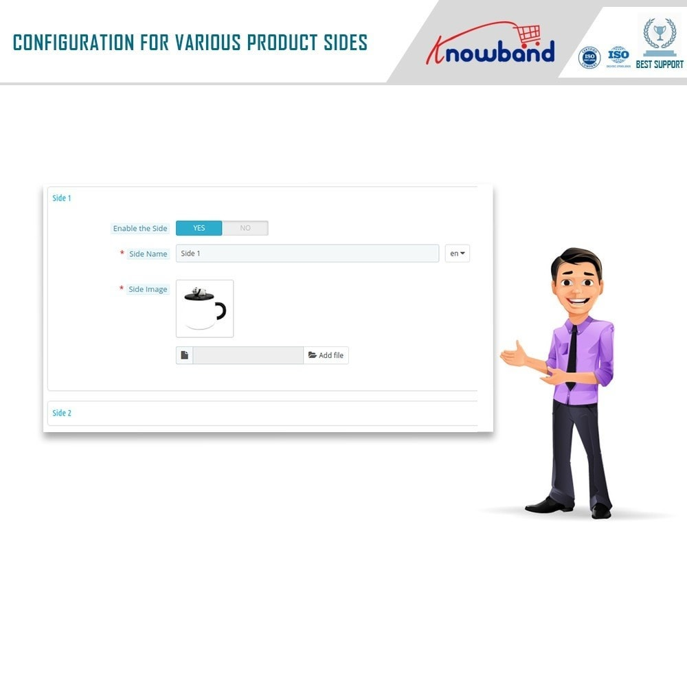 module - Combinations & Product Customization - Product Customizer/Designer - 15