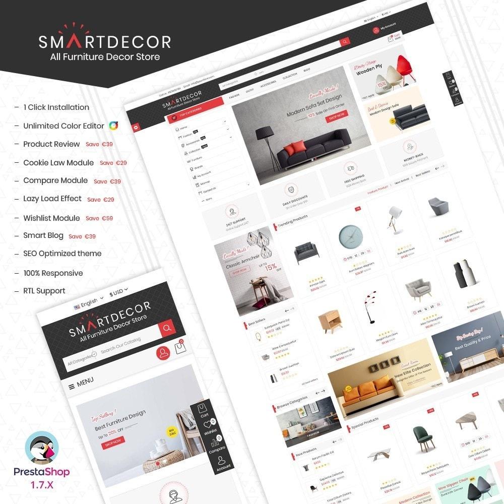 theme - Home & Garden - Smart Decor Store - 1