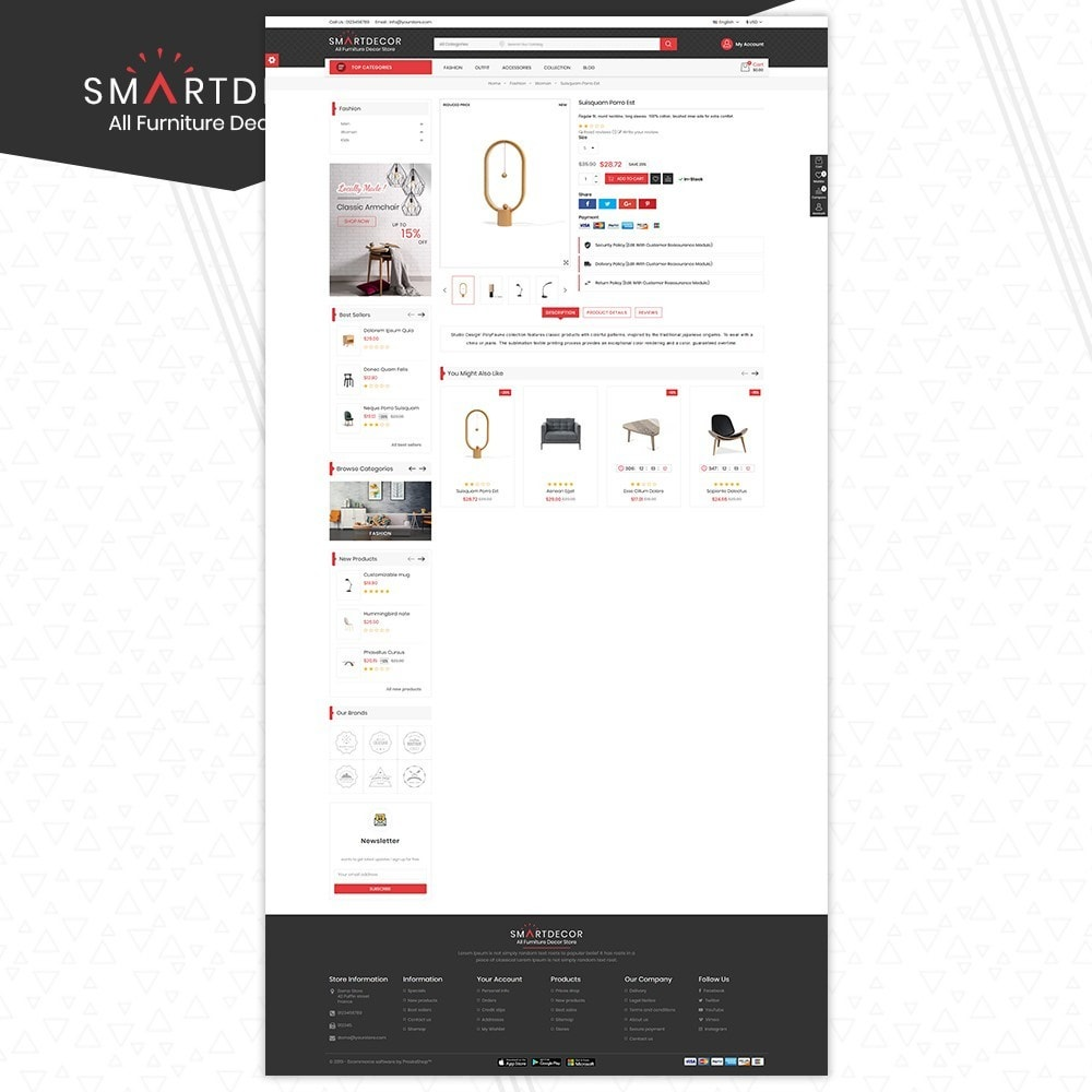 theme - Maison & Jardin - Smart Decor Store - 5