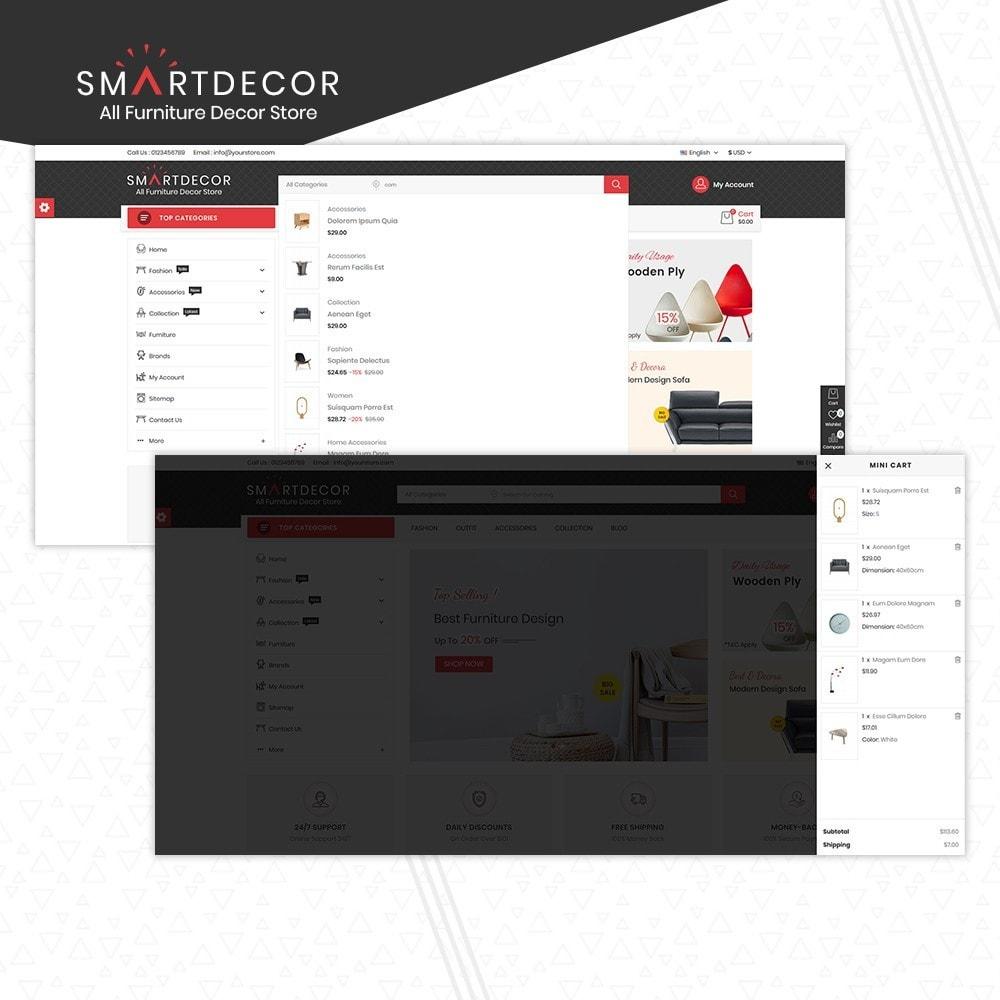 theme - Home & Garden - Smart Decor Store - 6
