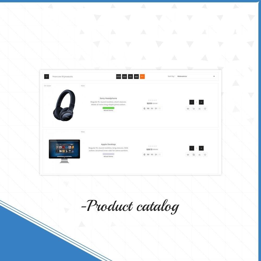 theme - Electronics & Computers - Électronique Exical Shop - 11