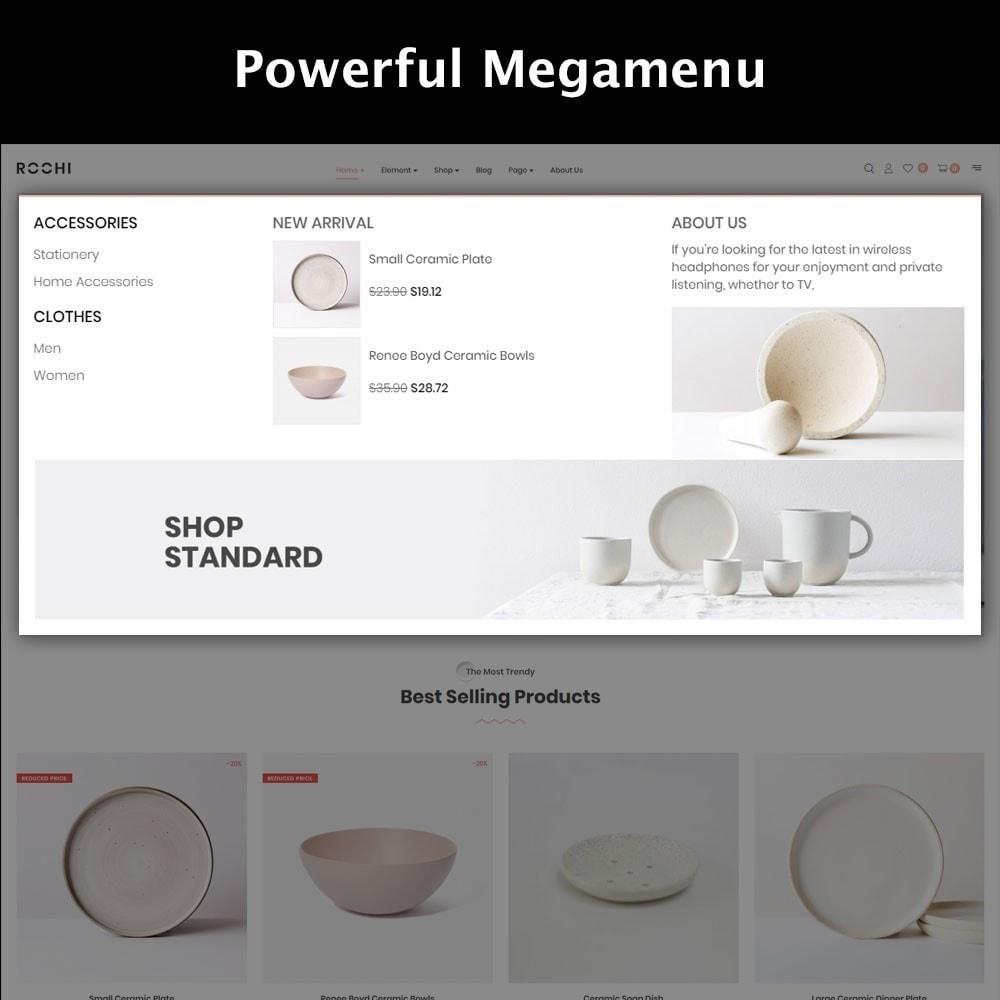 theme - Hogar y Jardín - Leo Rochi Ceramics Store - 3