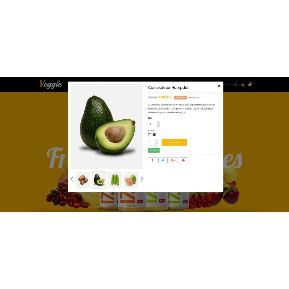 theme - Alimentation & Restauration - Veggie - Organic Store - 7