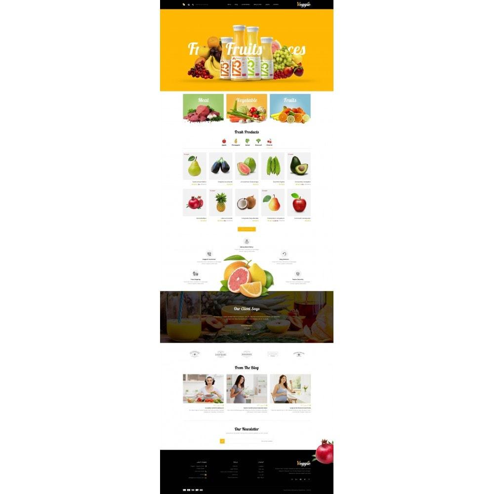 theme - Alimentation & Restauration - Veggie - Organic Store - 10