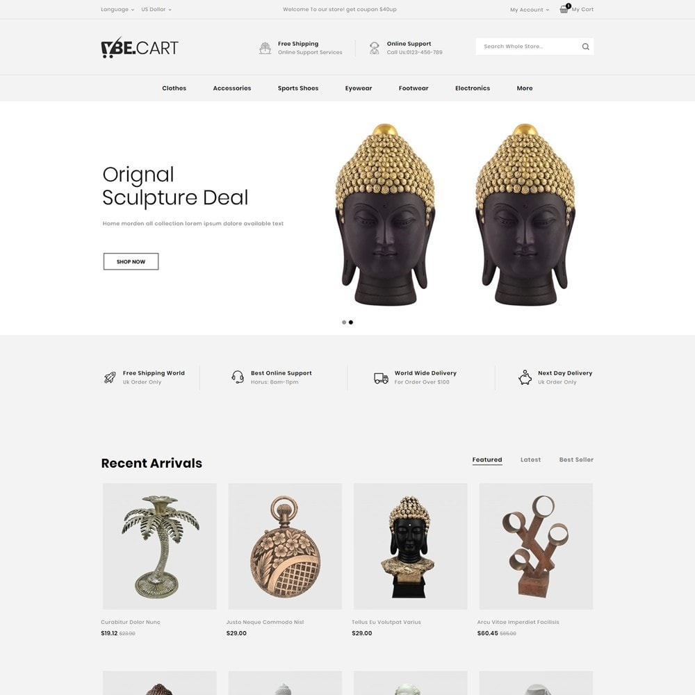 theme - Moda y Calzado - BeCart - Multipurpose Store - 7