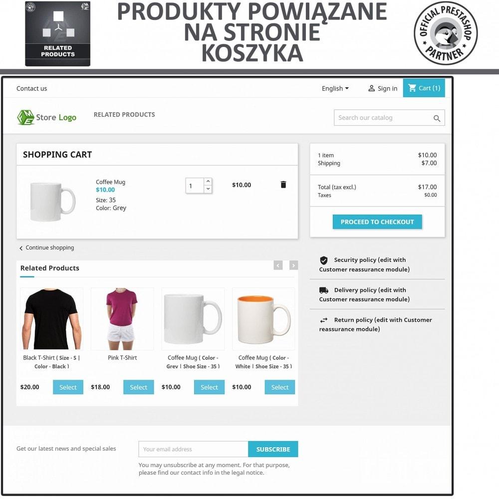 module - Sprzedaż krzyżowa & Pakiety produktów - Moduł Karuzeli Responsywnych Produktów Podobnych - 4