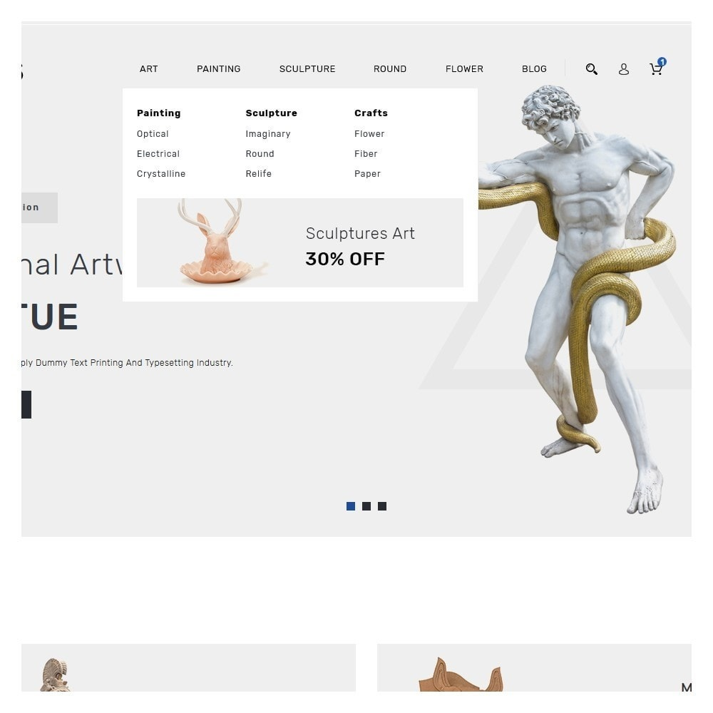 theme - Art & Culture - Artos Art & Culture Shop - 8
