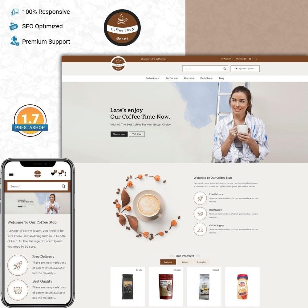 theme - Drink & Tobacco - Coffee Shop - 1
