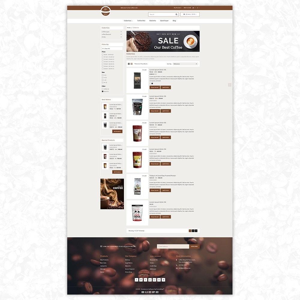 theme - Drink & Tobacco - Coffee Shop - 4