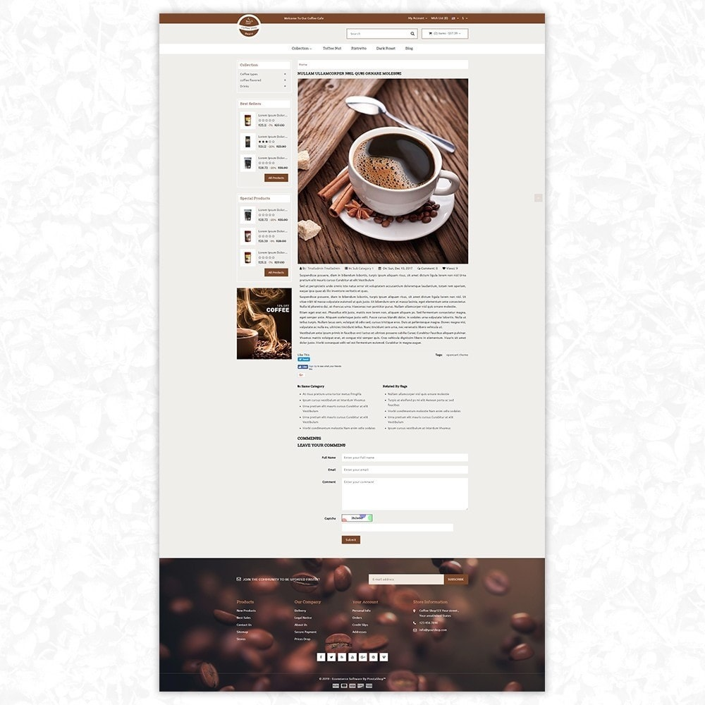 theme - Drink & Tobacco - Coffee Shop - 7