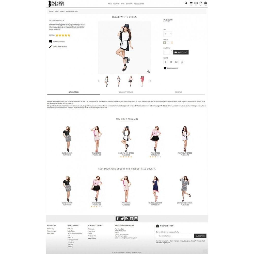 theme - Moda & Obuwie - Fashion Clothes Store - 4