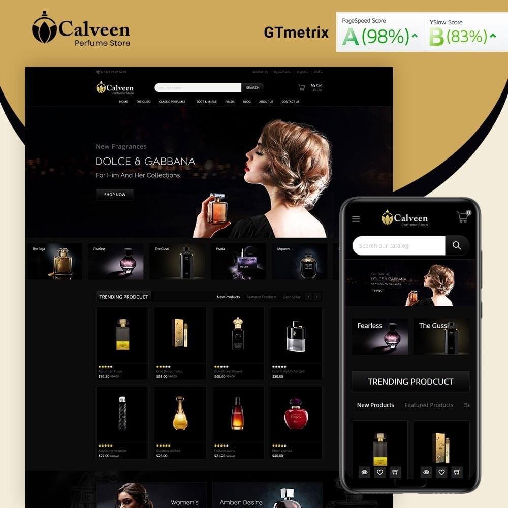 theme - Moda & Obuwie - Calveen Perfume Store - 1
