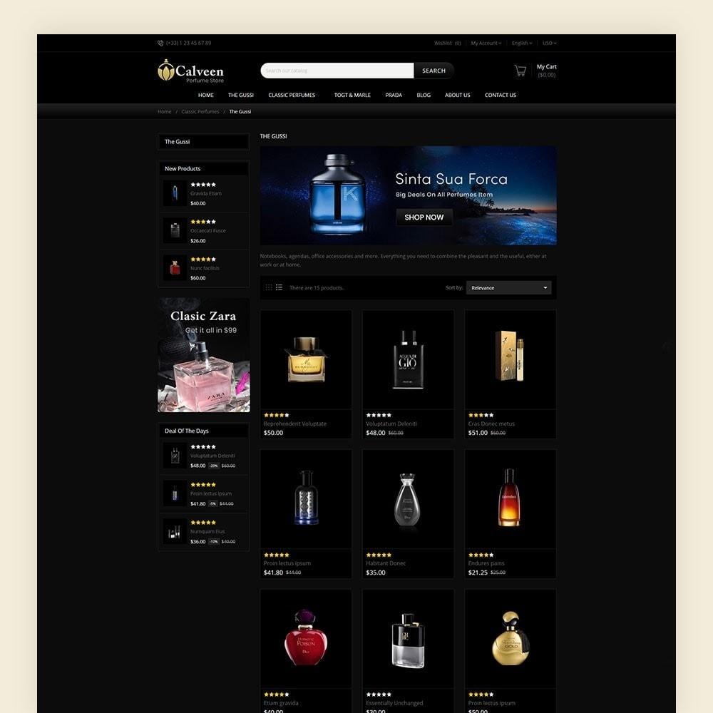 theme - Moda & Obuwie - Calveen Perfume Store - 5