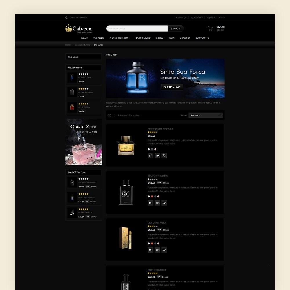 theme - Moda & Obuwie - Calveen Perfume Store - 6
