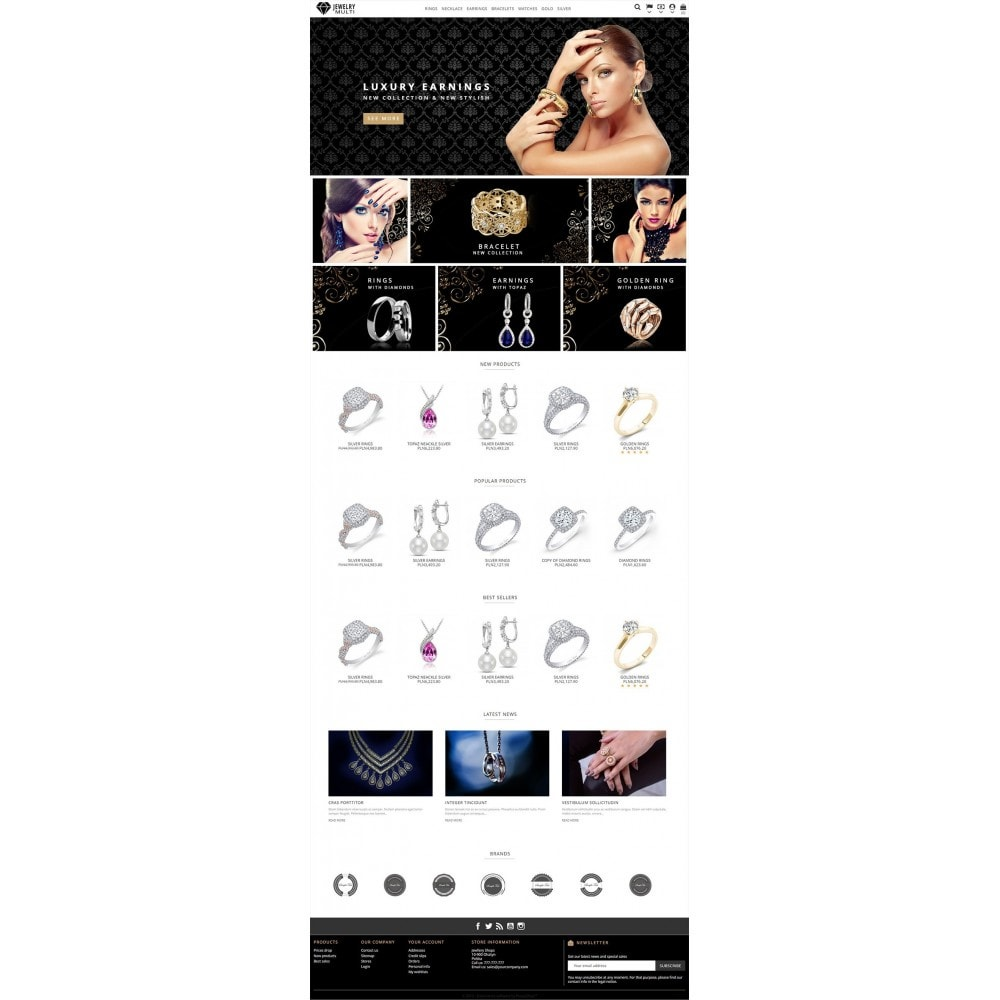 theme - Bijoux & Accessoires - Multi Jewelry - 2