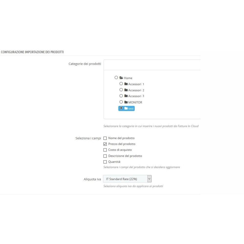 module - Data Import & Export - IndiGO Plus - 2