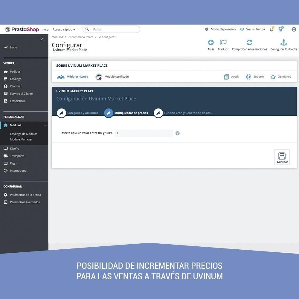 module - Marketplaces - Conector MarketPlace de Uvinum - 5