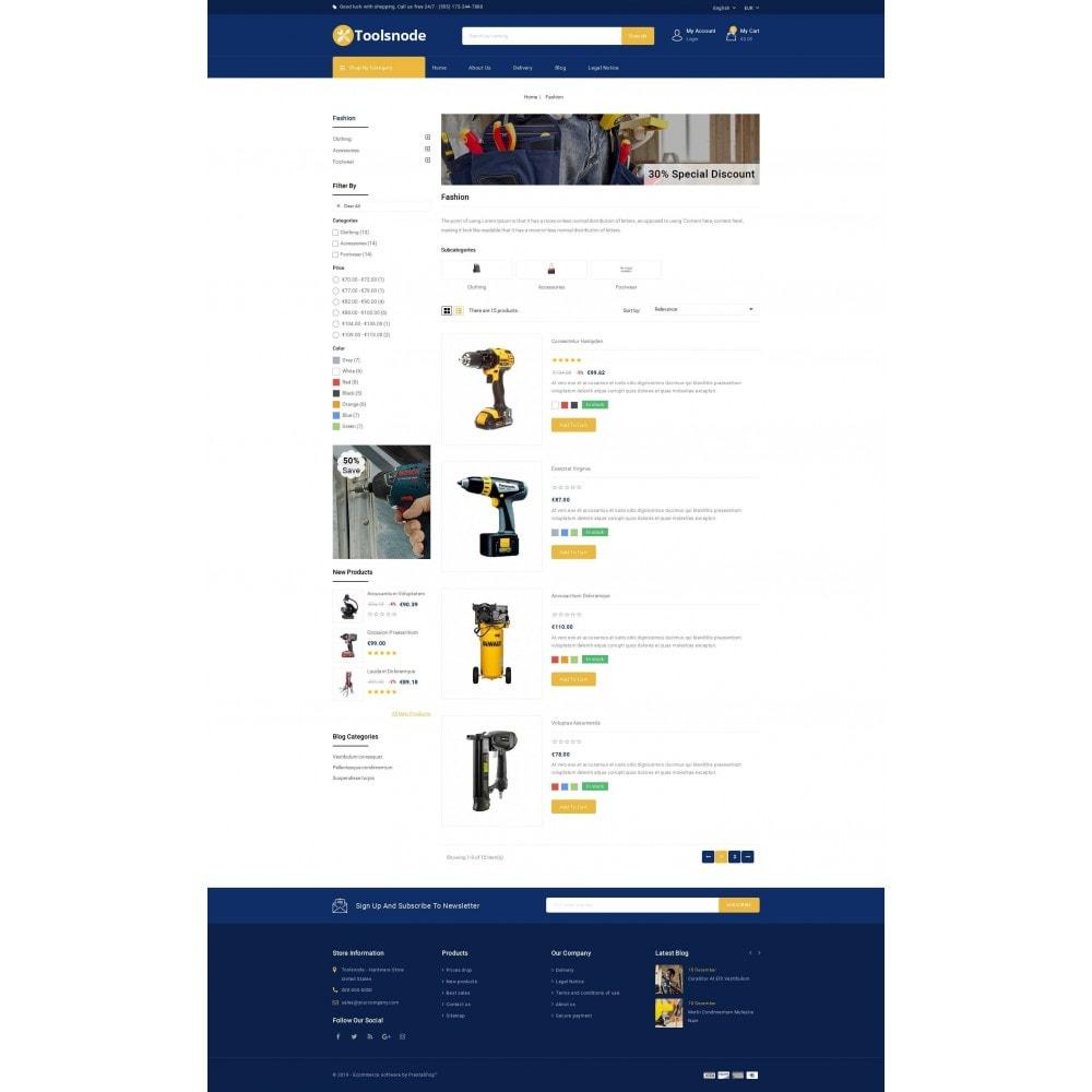 theme - Carros & Motos - Tools kit Store - 3