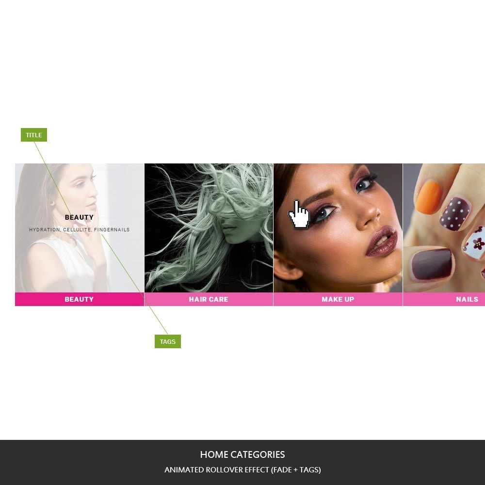 theme - Health & Beauty - Aqua - cosmetics, beauty and perfumes store - 5