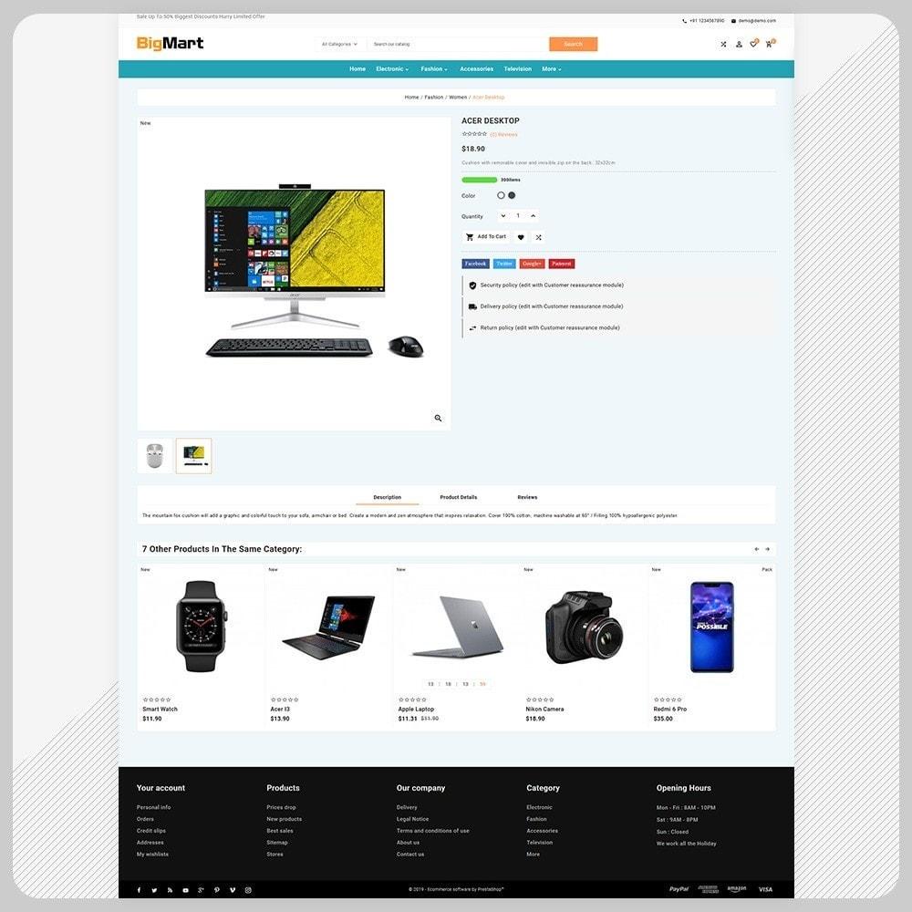 theme - Electronique & High Tech - Bigmart– Electronic Store - 3