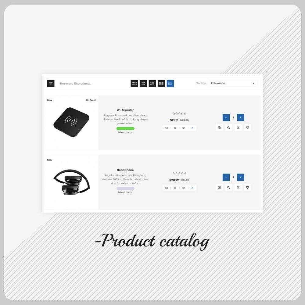 theme - Elektronica & High Tech - Robixo– Electronic Super Mall - 11